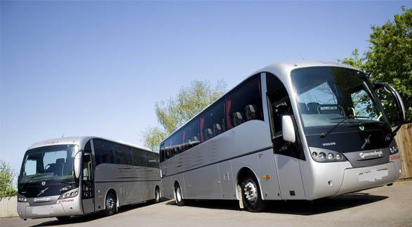 Аренда автобусов в Москве на сутки и более
