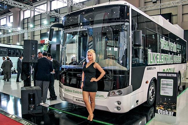 Автобусная выставка