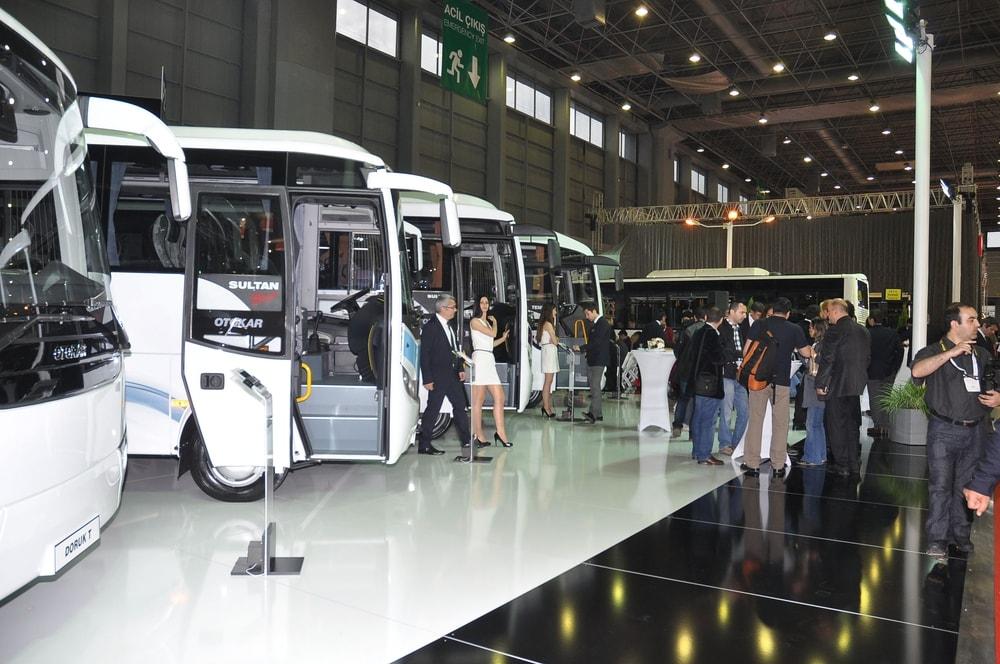 Автобусная выставка BUSWORLD