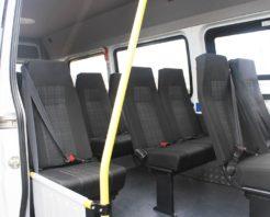 Арендовать микроавтобус Volkswagen Crafter с водителем