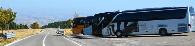 Аренда автобусов на 40 человек в Москве