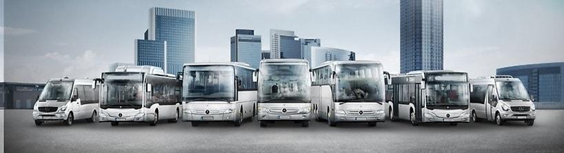 Аренда автобуса цена (компания Unibus, Москва)