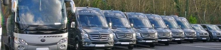 Заказ микроавтобуса 12-16 мест с водителем