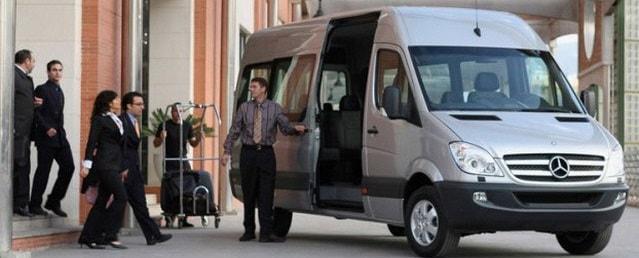 Доставка персонала автобусами в Москве