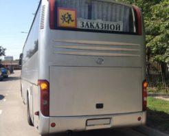 Аренда автобуса Higer 6129 в Москве