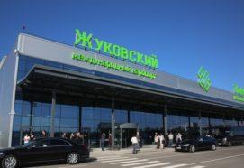 Трансфер в аэропорт Жуковский на автобусе