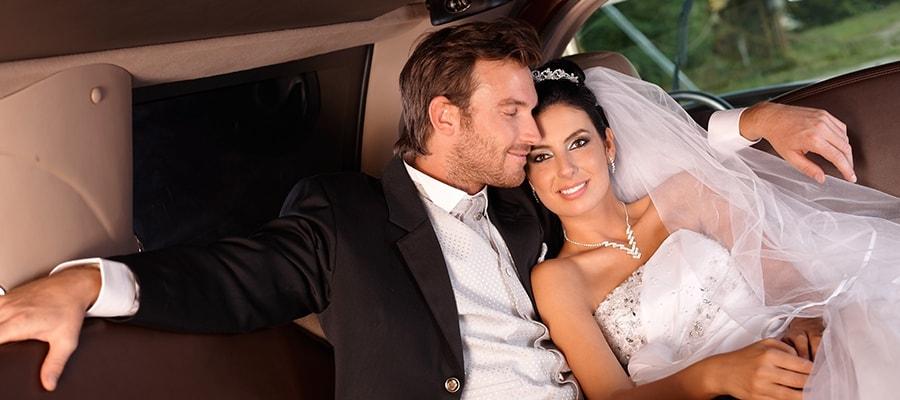 Заказ транспорта на свадьбу в Москве