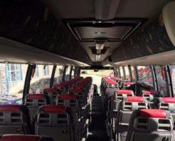 Аренда автобуса Volvo 9700H с водителем в Москве