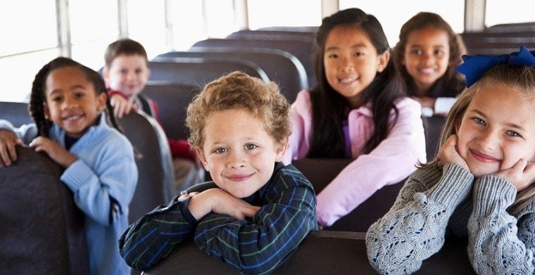 Заказать автобус для школьников