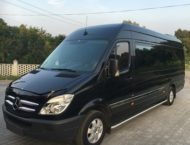 Mercedes Sprinter Black