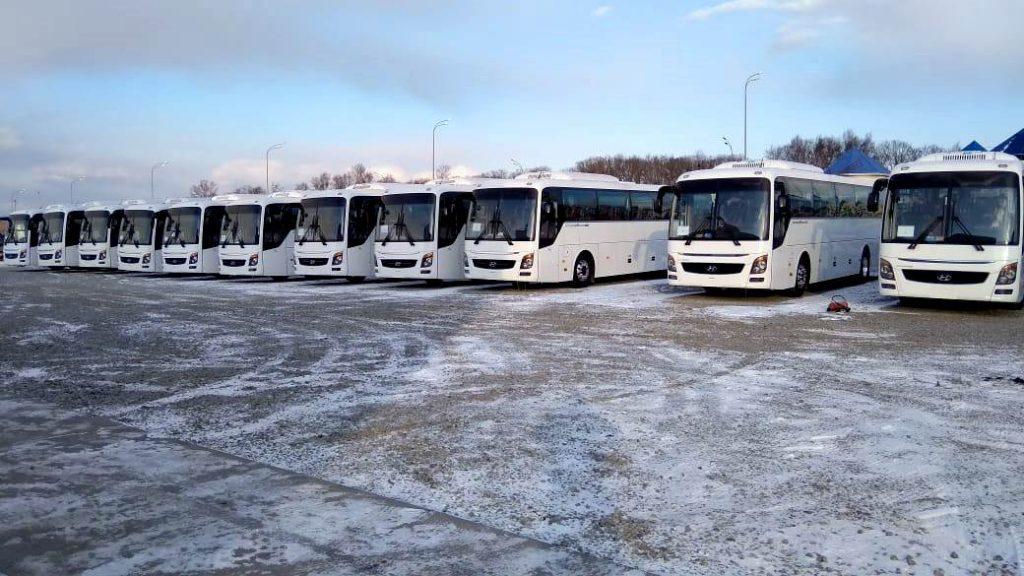 Автобусы на заказ в Москве (цены)