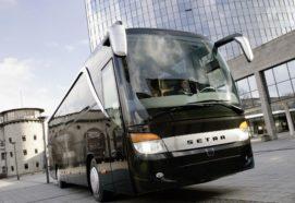 Автобус на заказ с водителем в Москве