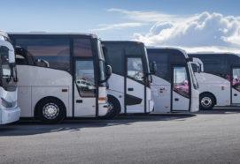 Автобус с водителем на заказ в Москве
