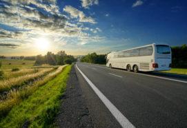 Заказ автобуса с водителем на час в Москве и Московской области